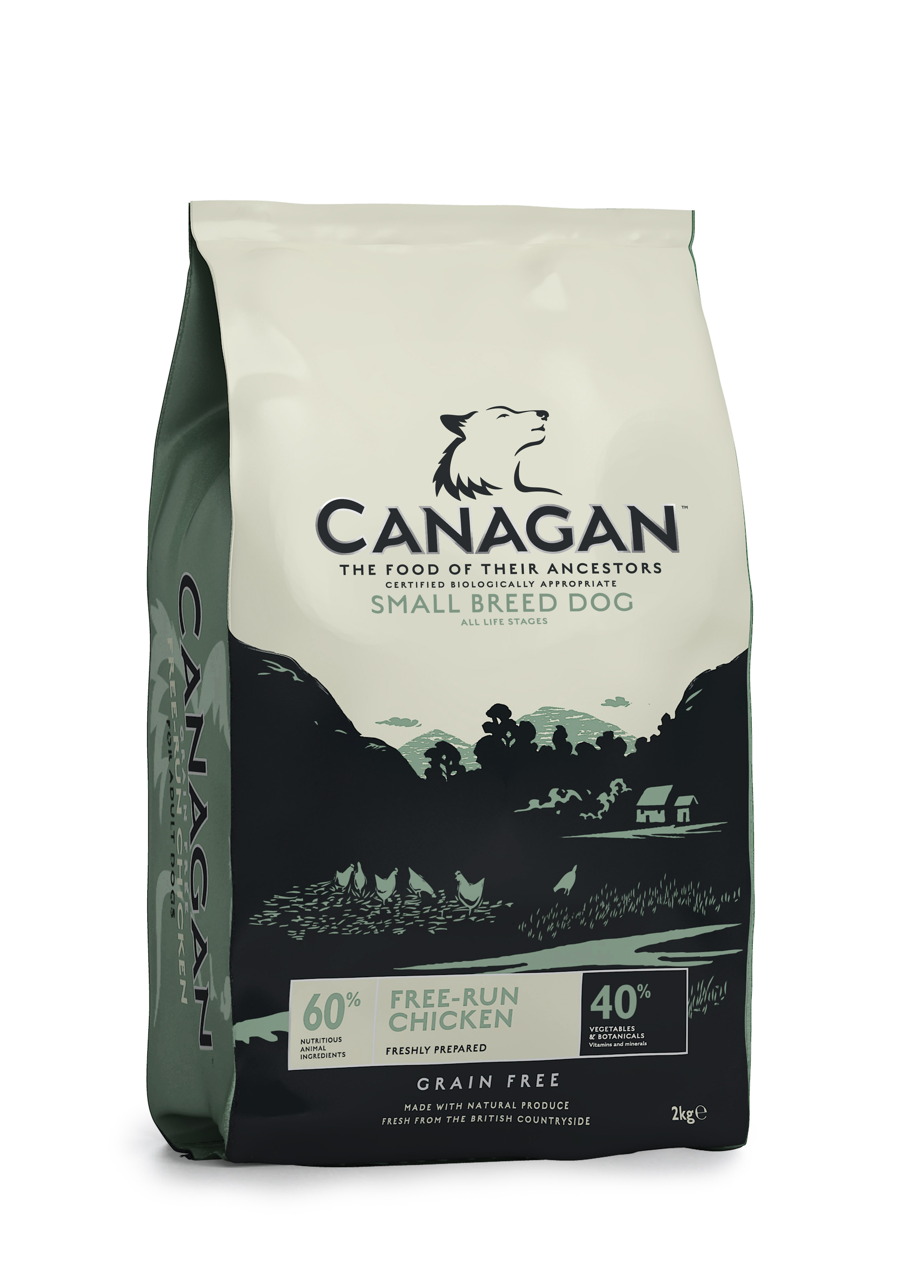 CANAGAN Small Free-Run Chicken 6 kg + DOPRAVA ZDARMA