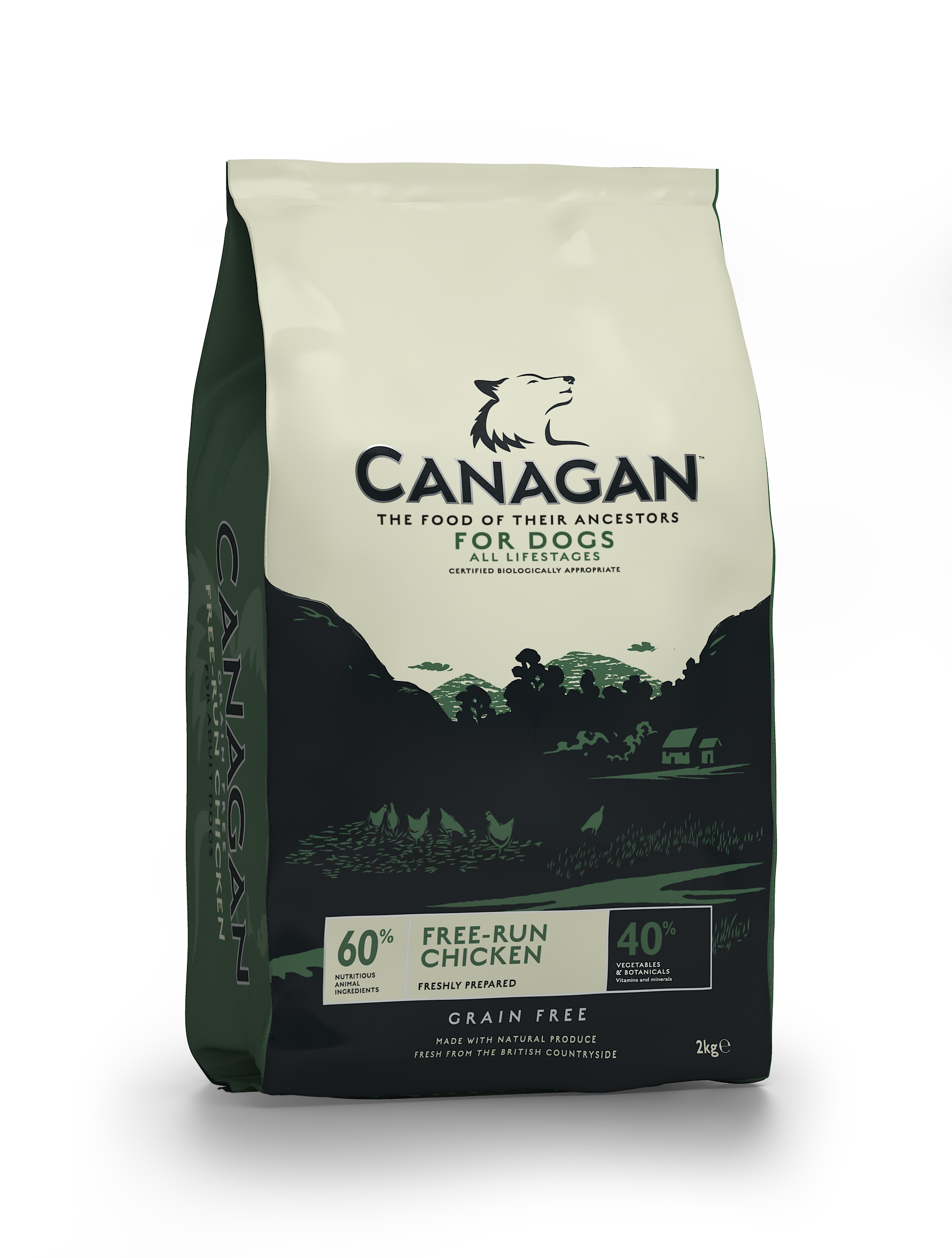 CANAGAN Free-Run Chicken 2 kg