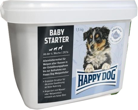 Happy Dog Baby Starter 4 kg