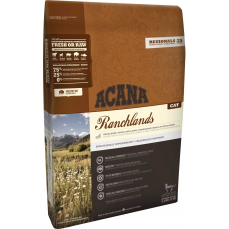 Acana regionals Ranchlands Cat 1,8 kg