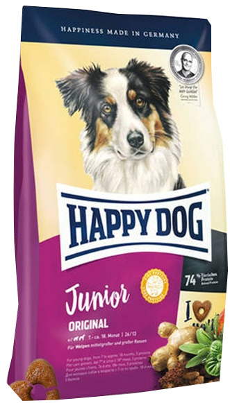 Happy Dog Original Medium&Maxi Junior 4 kg