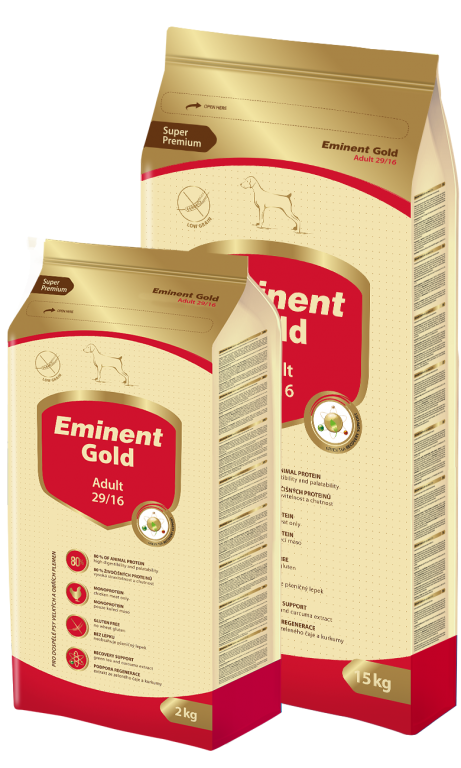 EMINENT GOLD dog Adult 2 Kg