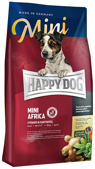 Happy Dog Supreme Mini Africa 1 kg
