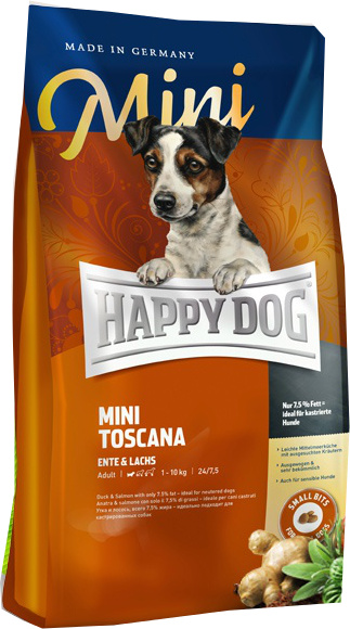Happy Dog Supreme Mini Toscana 1 kg