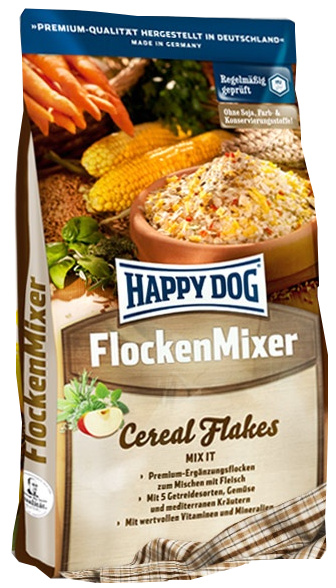 2x Happy Dog Flocken Mixer 10 kg + DOPRAVA ZDARMA