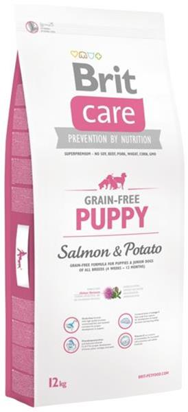 BRIT Care Grain free Puppy Salmon & Potato 3 kg