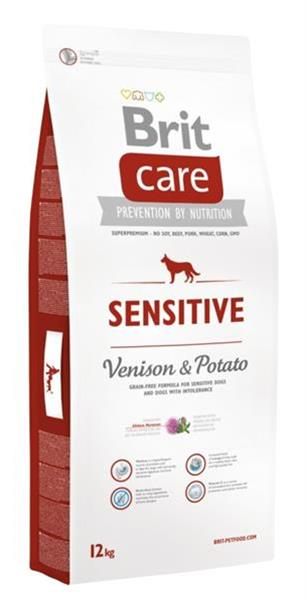 BRIT Care dog Grain free Sensitive Venison & Potato 3 kg