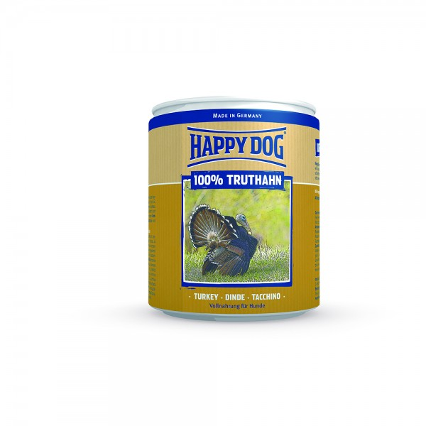 Happy Dog Truthanh pur 400g