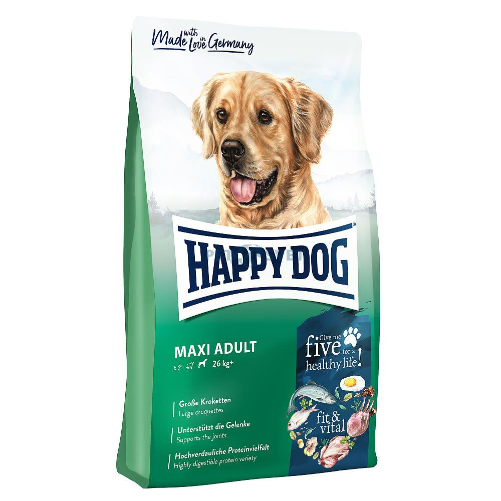 Happy Dog Supreme Fit&Vital Adult Maxi 14 Kg + DOPRAVA ZDARMA