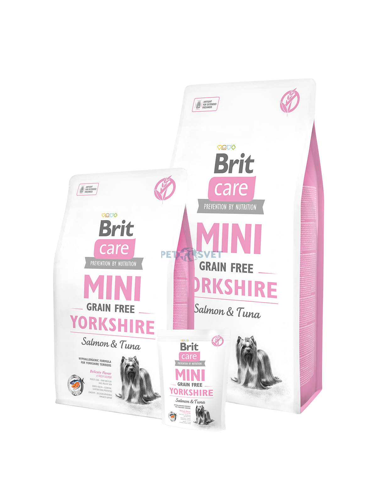 BRIT Care dog MINI Grain Free Yorkshire 2 kg