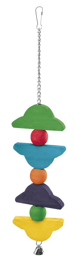 Ferplast Pa 4096 Parrot 4 Perch Toy