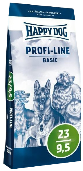 Happy Dog Profi-Line 23/9,5 Basic 20kg
