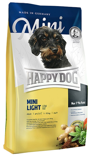 Happy Dog Supreme Sensible mini light 4 kg