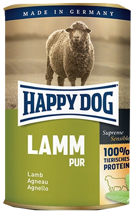 Happy Dog konzerva Lamm pur 200g