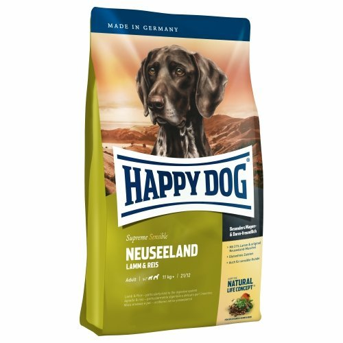 Happy Dog supreme Sensible Neuseeland 12,5 Kg + DOPRAVA ZDARMA