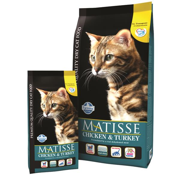 Farmina MO P MATISSE cat Chicken&Turkey 1,5 kg