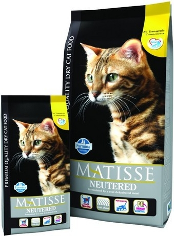 Farmina MO P MATISSE cat Neutered 1,5 kg