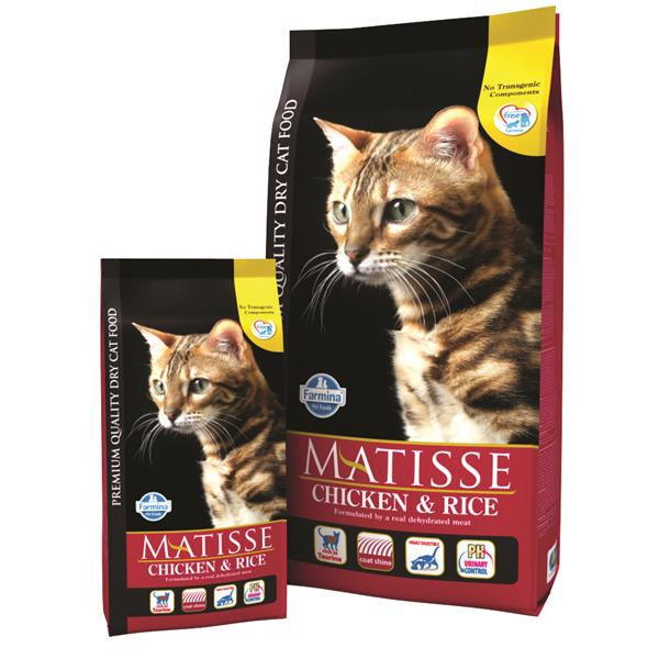 Farmina MATISSE cat Chicken&Rice 1,5 kg