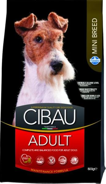 CIBAU dog adult mini 0,8 kg