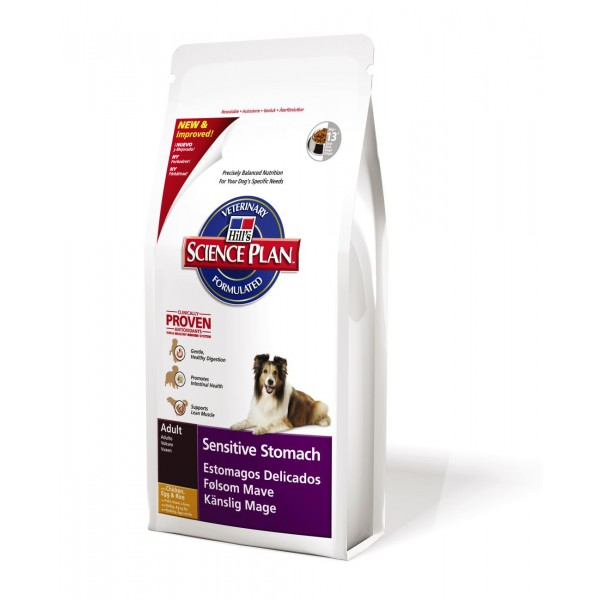 Hill's Canine Adult Sensitive Stomach 3 kg