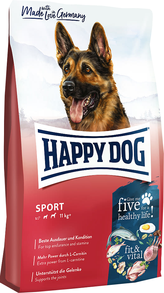Happy Dog Supreme Fit & Vital Sport Adult 14 kg + DOPRAVA ZDARMA