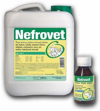 Nefrovet  sol. 100 ml