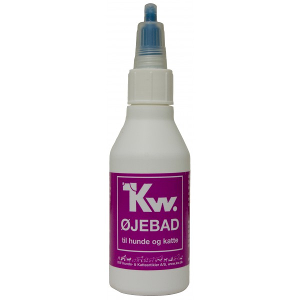 KW Kvapky do očí Oje bad 100 ml