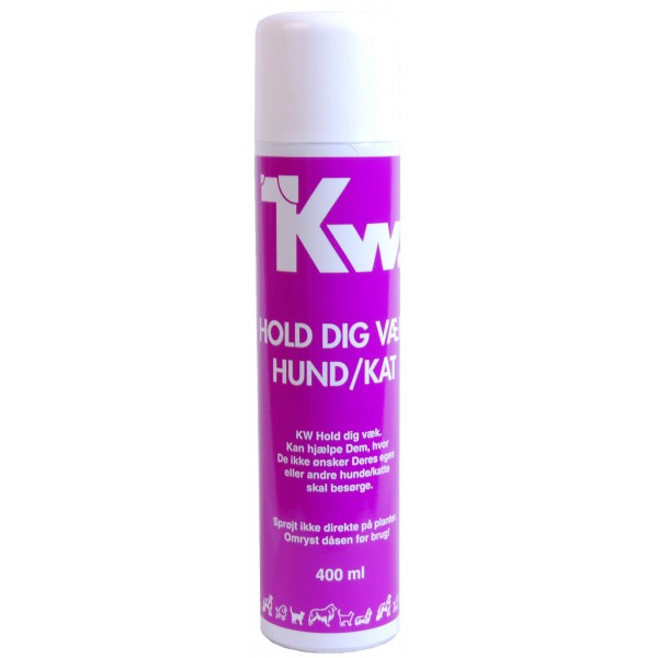 KW Spray antipachový Hold Dig-Veak 400 ml