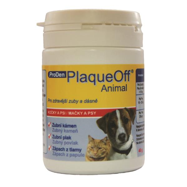 PlaqueOff Animal plv. 40 g