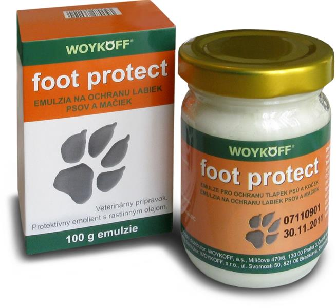 Foot Protect emulzia 100 g