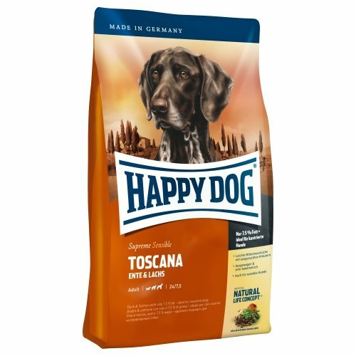 Happy Dog Supreme Sensible Toscana 12,5 Kg + DOPRAVA ZDARMA