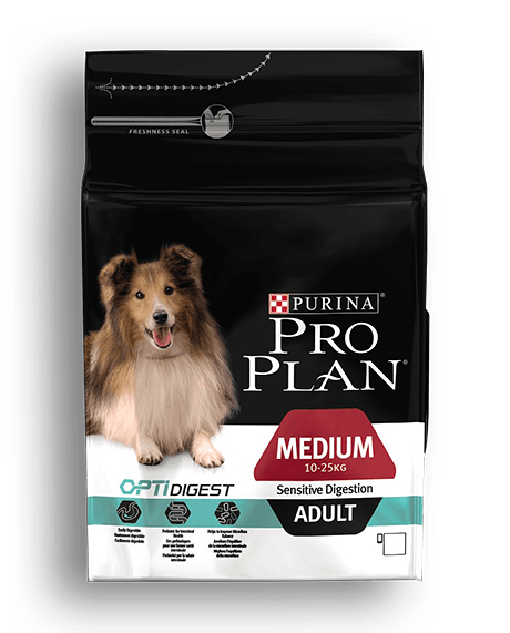 ProPlan Dog Opti Digest Adult Medium Sensitive Digestion 14 kg