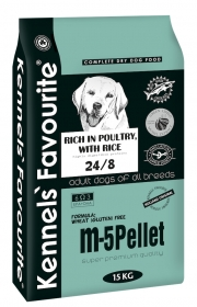 Kennel's Favourite M-5 pellet 15 Kg