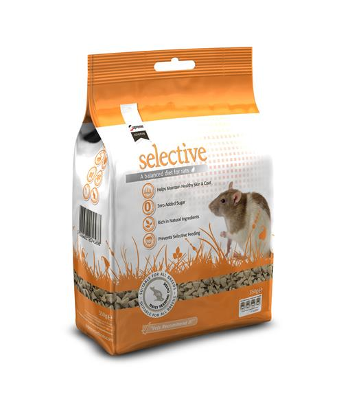 Supreme Science Selective Rat - potkan 1,5 kg