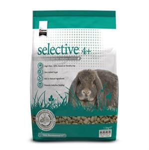 Supreme Science Selective Rabbit - králik senior 1,5 kg