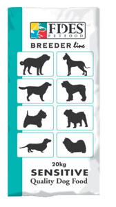 EURO-PREMIUM Breeder Line Sensitivie 20 kg