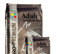 EURO-PREMIUM adult medium lamb&rice 12 kg