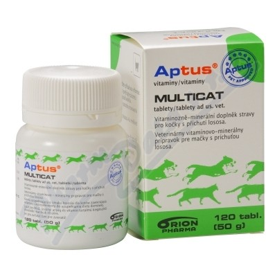 Aptus MULTICAT 120 tabliet