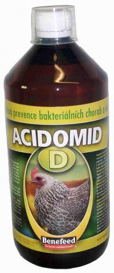 Acidomid D sol. 500 ml