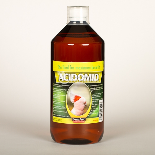 Acidomid E sol. 500 ml