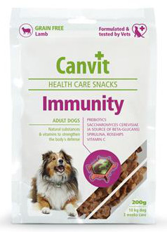 Canvit Health Care Immunity Snack 200 g