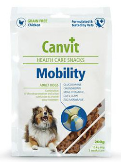 Canvit Health Care Mobility Care Snack 200 g