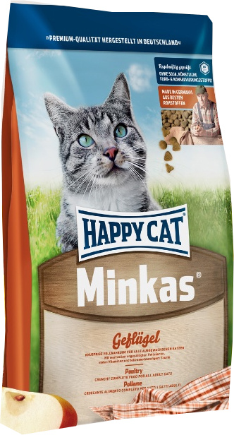 Happy Cat Minkas Geflugel 10 kg