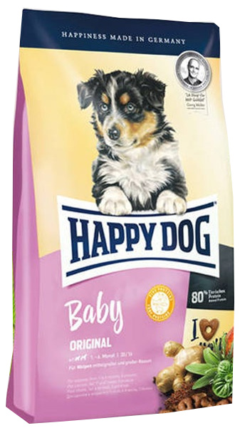 Happy Dog Original Medium&Maxi Baby 4 kg