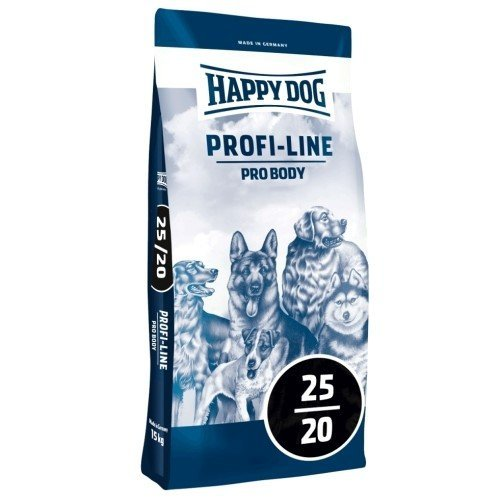 Happy Dog Profi-Line 25/20 Pro Body 15 kg