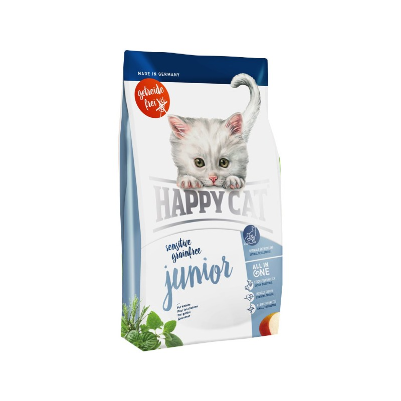 Happy Cat Sensitive Grainfree Junior 1,4 kg