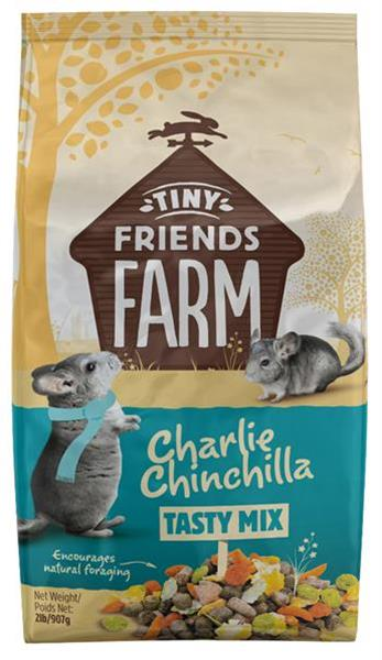 Supreme Tiny FARM friends Chinchilla - činčila 907 g