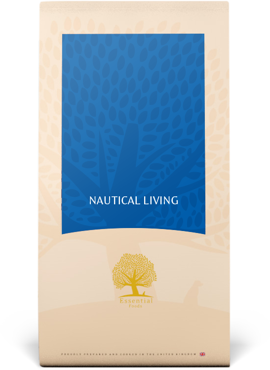 Essential Nautical Living Small Breed 3kg